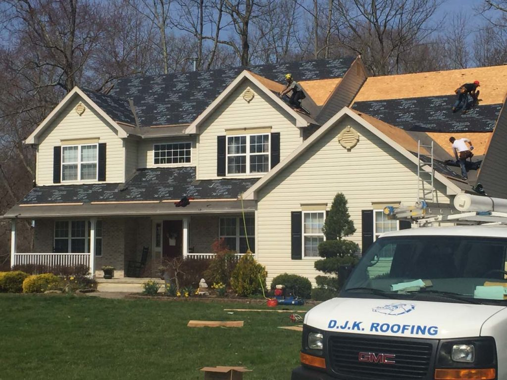 Elegant Residential Roofing In South Jersey